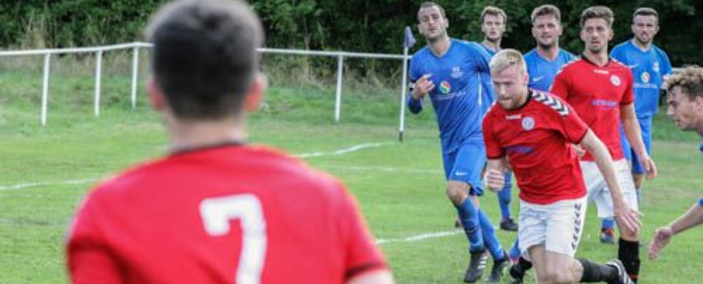 Town suffer first defeat of the season