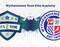 Wythenshawe Town FC Academy with Tots2Teens