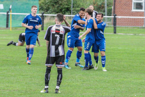 Town make it back-to-back victories
