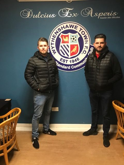 Town appoint Kinsey and Whiteside