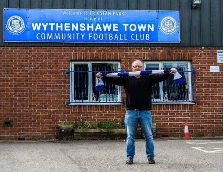 New ownership for Wythenshawe Town