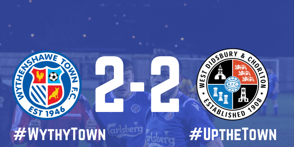 Town surrender two-goal lead!