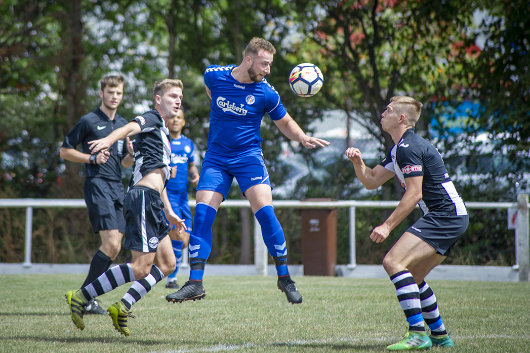 Pre-season ends in defeat for Town