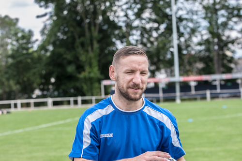 Dom Smalley returns to Ashton United