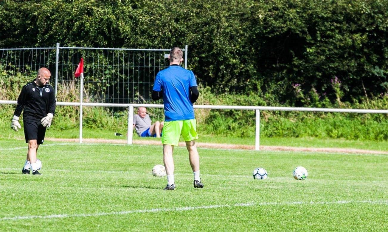 GK Coach Vacancy-Dan Williamson Steps Down